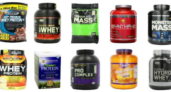 Nejlepší protein